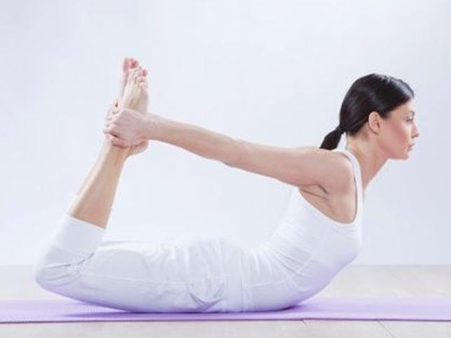 These yoga poses will help you relieve menstrual pain ...